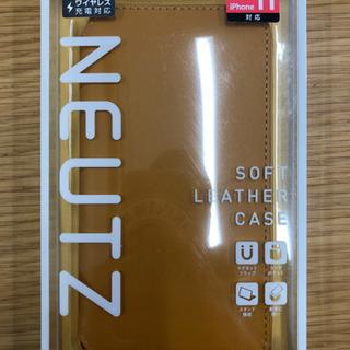 【新品】iPhone11 ソフトレザーケース 磁石付 カバ…