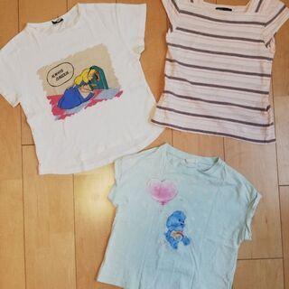 GUとGap 半袖Tシャツ3枚セット  サイズ120