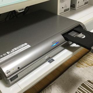 SHARP デジタルハイビジョンレコーダーAQUOS DV-AC72