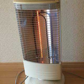 遠赤外線ヒーター 速暖 首振り 日本製 トヨトミ