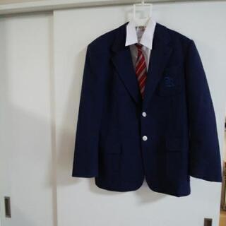 蔵波中学校の男子制服