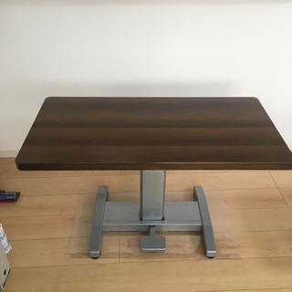 昇降式テーブル ダイニングテーブル センターテーブル