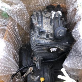 SX200R エンジン