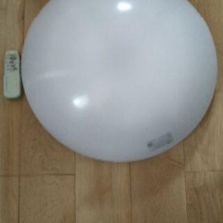 東芝製 リモコン付 シーリングライト 蛍光管タイプ