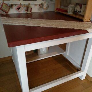 ハンドメイド テーブル