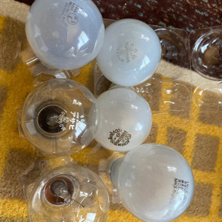 中古 電球6個 - 熊本市