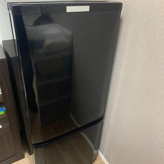 超美品!三菱冷蔵庫 MPR15DB 使用年数半年未満