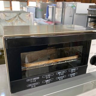 2016年製山善オーブントースターYTB-100