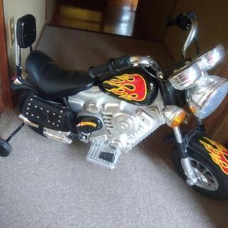 子供用 バイク アメリカン 充電式