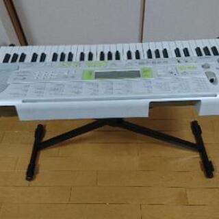カシオ LK-202TV 電子キーボード