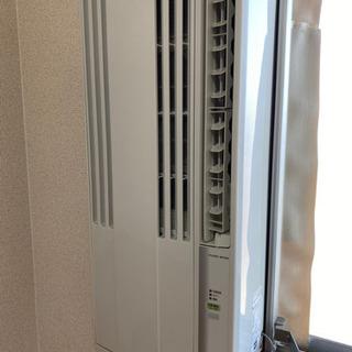 窓付けエアコン 冷房専用タイプ