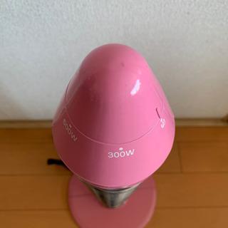 🌸可愛いピンク色の遠赤外線ヒーター《お値下げしました‼︎》 - 豊田市