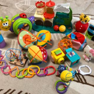 たくさん玩具、いかがですか?