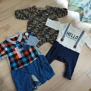 子供服👕男の子70cmセット💕