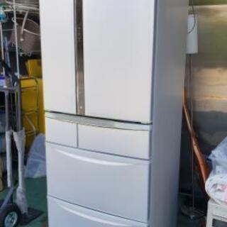 【大型冷蔵庫】便利で人気の6ドアです♪キンキン冷えてます♪