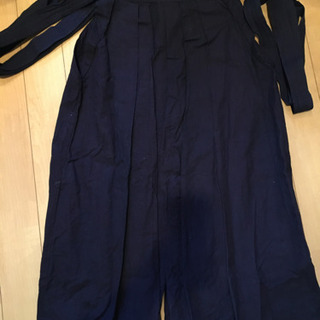 綿袴(胴着も着けます)