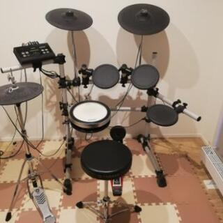 電子ドラム YAMAHA DXT 500