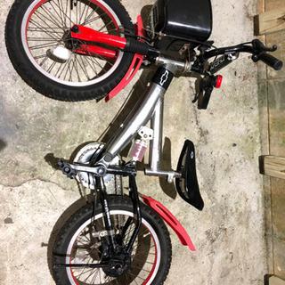16インチ 子供用 自転車 補助輪