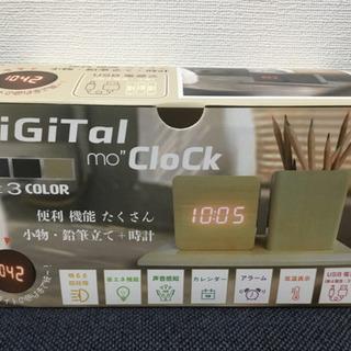 デジタルmoクロック