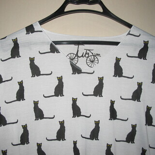 猫柄 Tシャツ