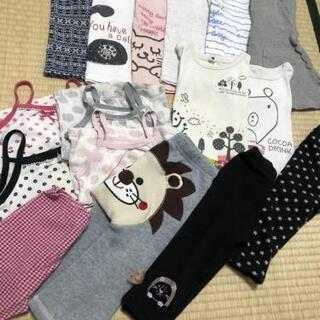 長袖子供服90サイズ☆16点セット