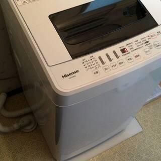 ちょっとしたお困り事お助けします!【洗濯機の排水口を整備】