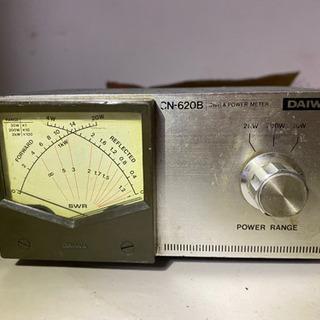 CB無線 マッチング計