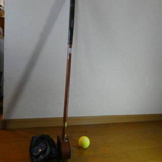 未使用品 NICHIYO ニチヨー グランドゴルフクラブセット ...