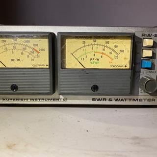 CB無線 マッチング計 クラニシ
