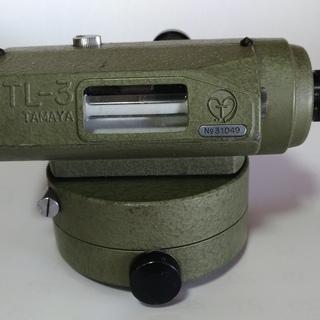 測量・レベル 測定器  TAMAYA TL-3  アンテーク レ...