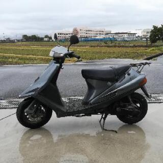 スズキ V100(CE11A) リアタイヤ新品!