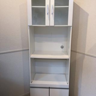 ニトリ レンジ台 食器棚