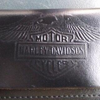 ヴィンテージHARLEY長財布