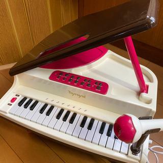 おもちゃ グランドピアノ