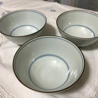 有田焼 ご飯茶碗3客