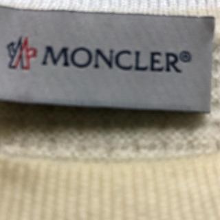 モンクレール スウェット - 服/ファッション