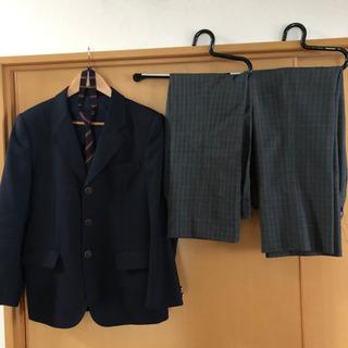 会津若松市立第四中学校 男子制服
