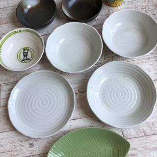 食器類 和皿 シンプル皿 欲しい方に譲ります☆