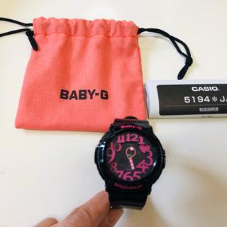 【未使用品】baby-G 腕時計 (防水) 【最終値下げ】