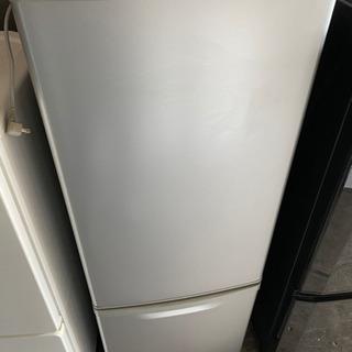 No.135 Panasonic 168L冷蔵庫 2015年製 シルバーの画像