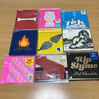 CD&DVD19点セット/RIP SLYME