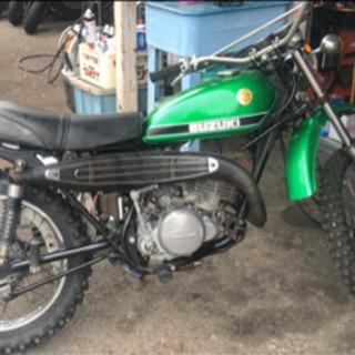 スズキ ハスラー250 2型