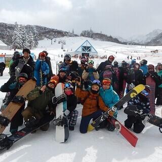 スノーボード&アウトドアサークルメンバー募集