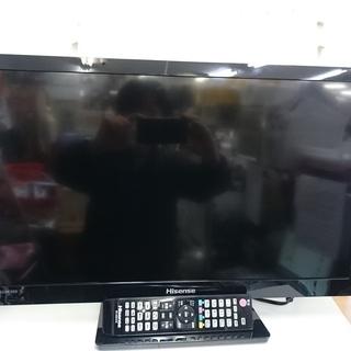 (外付HDDで地デジのウラ録可)ハイセンス 24型液晶TV 20...