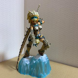 モンスターハンター DXハンターフィギュア ベリオロスシリーズ 女剣士