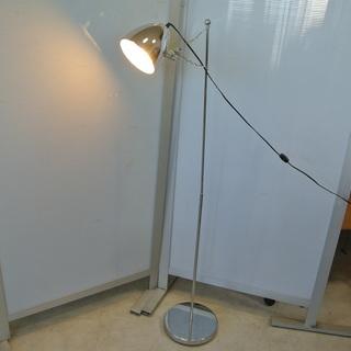 レトロなフロアライト 間接照明 ランプスタンド 角度調整可!