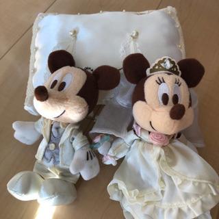 結婚式 リングピロー ウェルカムドール