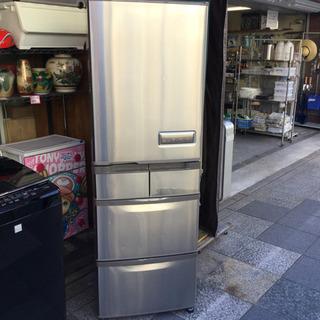 #3629 日立 HITACHI 冷蔵庫 415L 右開き R-...