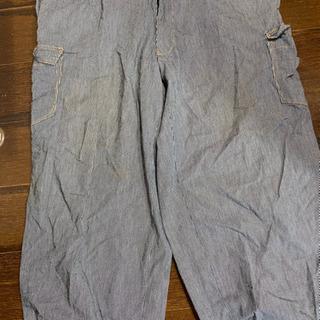 作業ズボン サイズ100