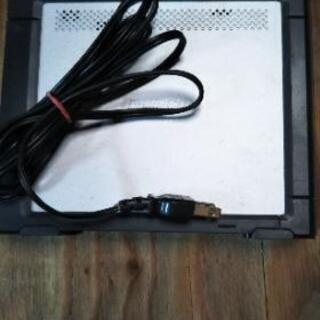 ジャンク3.5HDDケース2台 - 相模原市